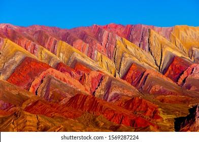 Serrania del Hornocal - Jujuy - Argentina