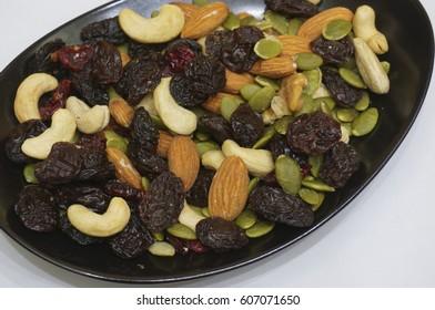 Serve Them Up Nuts