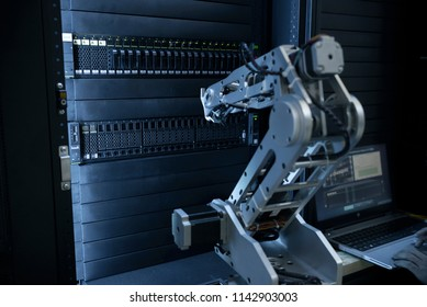 Server and computer informatics hardware