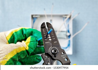 Wiring Tools Images Stock Photos Vectors Shutterstock