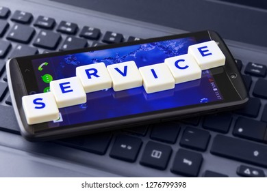 Service Mobile and Computer