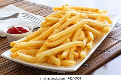 A Serving of Fries