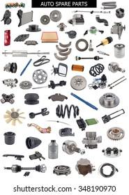 Car Spare Parts Images Stock Photos Vectors Shutterstock