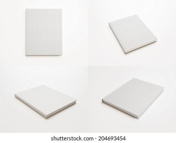 Set of blank books
