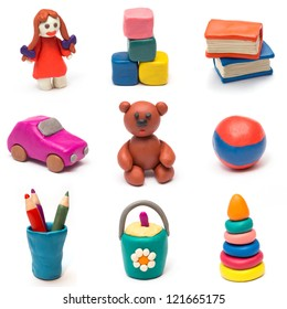Royalty Free Clay Toy Images Stock Photos Vectors Shutterstock