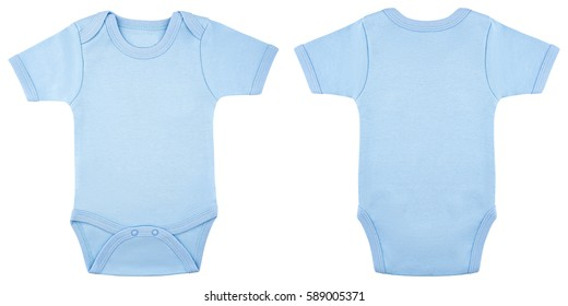 Set of clothes for babies and children, isolation, white background