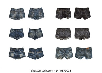 64e17df962 Short Jeans Images, Stock Photos & Vectors   Shutterstock
