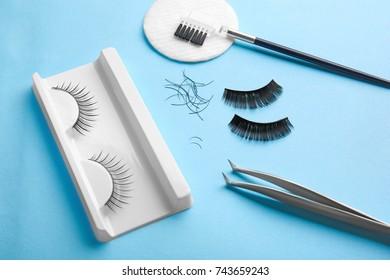 bc44a437f81 Eyelash Supplies Images, Stock Photos & Vectors   Shutterstock
