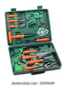 A set of garden tool