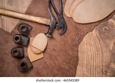 Miraculous Shoe Craft Stock Photos Images Photography Shutterstock Gmtry Best Dining Table And Chair Ideas Images Gmtryco