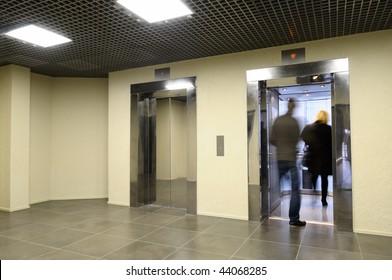 Set of lifts.