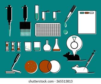A set of molecular biology laboratory tools