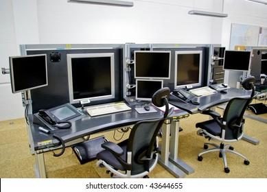 Set of monitors