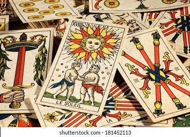 Tarot Cards Images, Stock Photos & Vectors | Shutterstock