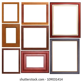 set of picture frame