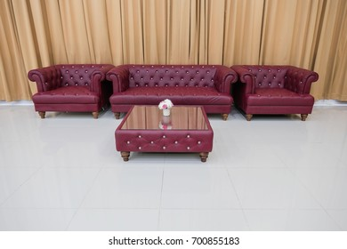 Royalty-Free Red Sofa Set Stock Images, Photos & Vectors ...