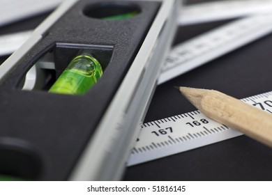 A set of tools for measuring.