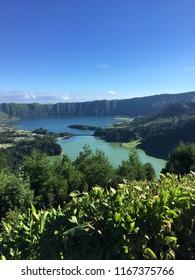 Sete Cidades, Açores
