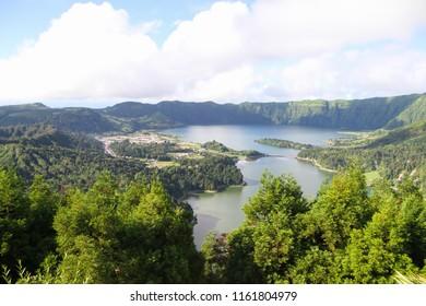 Sete Cidades Lake