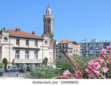 SETE, FRANCE - JULY 23, 2018: House of the Sea in Sete. France.