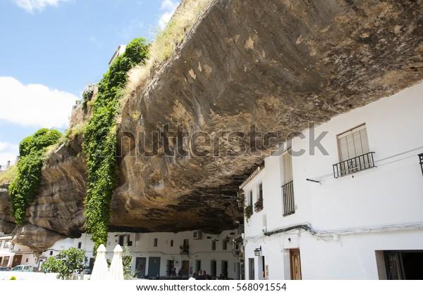 Setenil de las Bodegas - Spain