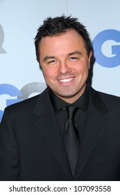 Seth MacFarlane  at the 2008 GQ 'Men of the Year' Party. Chateau Marmont Hotel, Los Angeles, CA. 11-18-08
