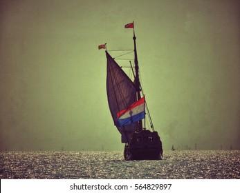 Setting sail to sea