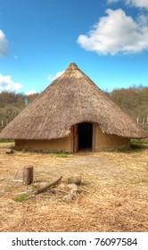 Settlement of Craggaunowen - Co. Clare - Ireland