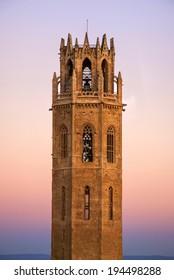 Seu Vella Tower. Lleida / L�©rida, Catalonia