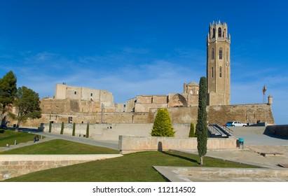 The Seu vella.Lleida.Spain
