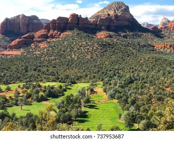 Seven Canyon Resort and Golf Club in Sedona, AZ
