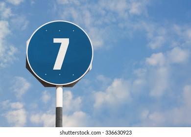 Seven Sign