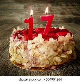 Wondrous Birthday Cake 17 Images Stock Photos Vectors Shutterstock Funny Birthday Cards Online Alyptdamsfinfo