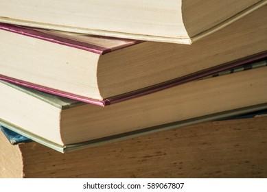 Several books of literature