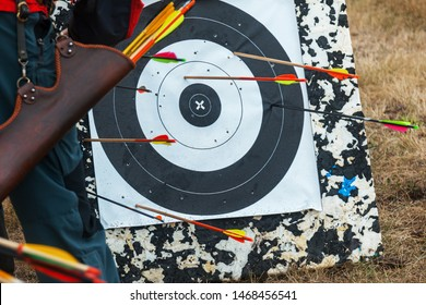 Traditional Archery Images, Stock Photos & Vectors