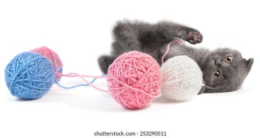 Several coils thread