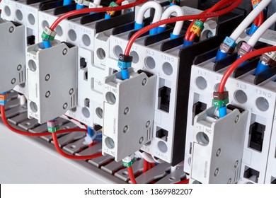 Swell Contactors Images Stock Photos Vectors Shutterstock Wiring Database Wedabyuccorg