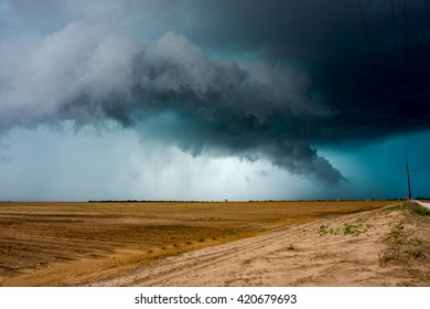 Severe Storm Approaches