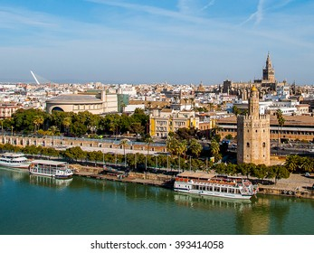 Sevilla panorámica Panoramic of Seville