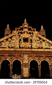 Seville april's fair