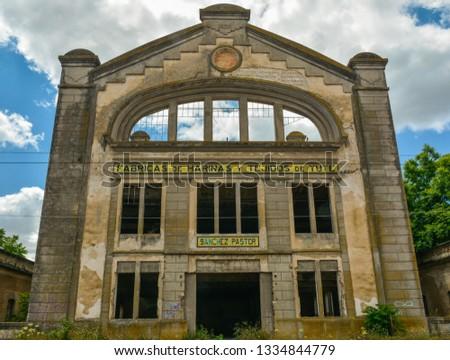 139025679 Forgotten heritage: Flour Factory of Peñaflor (