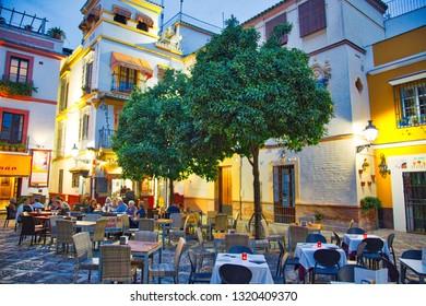 Seville Restaurant Images Stock Photos Vectors Shutterstock