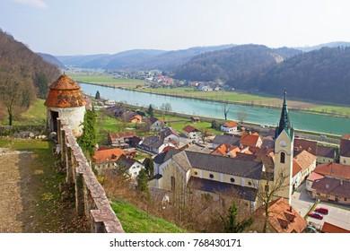 Sevnica, Slovenia, home town of Melania Trump, First Lady