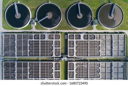 sewage treatment plant in Krakow