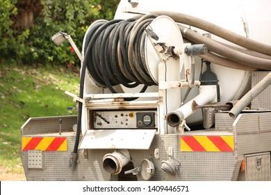 Sewage truck, Sewage Tank truck