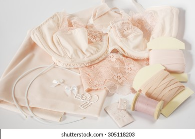 Sewing lingerie