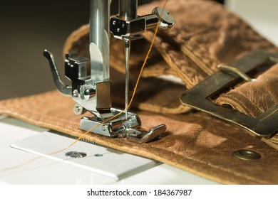 sewing machine and various items