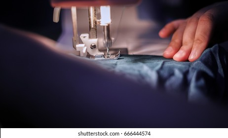 sewing needs delicate skill to do. it could be very details and complicated.