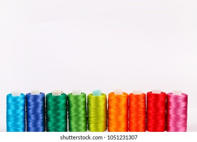 Sewing thread There are many