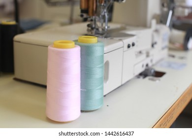 Manufactory industrial threads and thread products